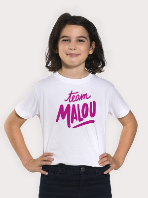 TEAM MALOU FUSHIA